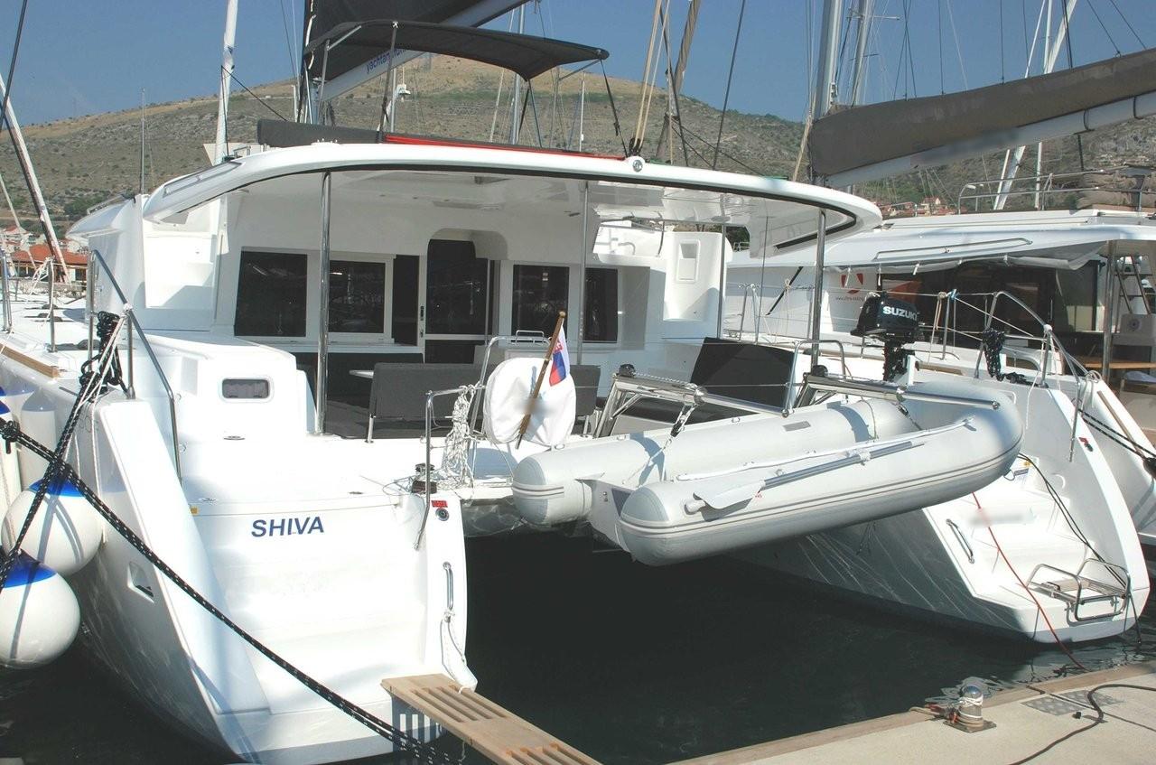 Lagoon 450 F Shiva | Katamaran Charter Kroatien