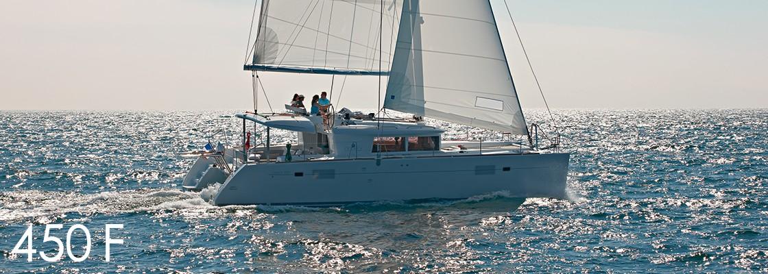 Lagoon 450 F, Samogon | Catamaran Charter Croatia