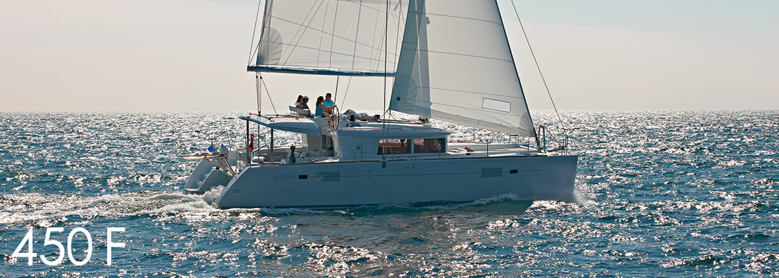 Lagoon 450 F, WIDE DREAM | Catamaran Charter Croatia