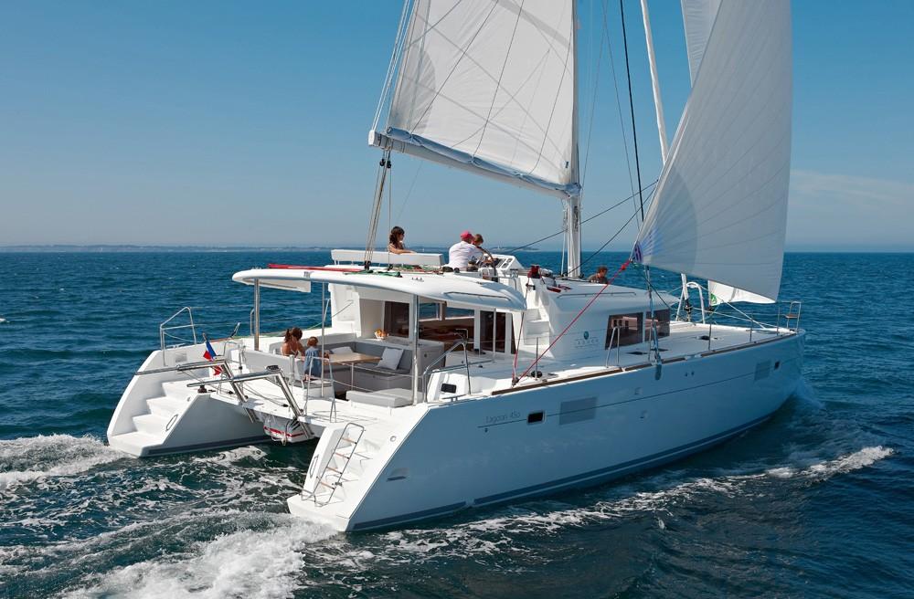 Lagoon 450 Marčelina | Catamaran Charter Croatia