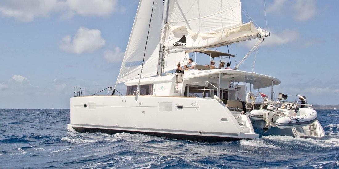 Lagoon 450, NADA | Catamaran Charter Croatia