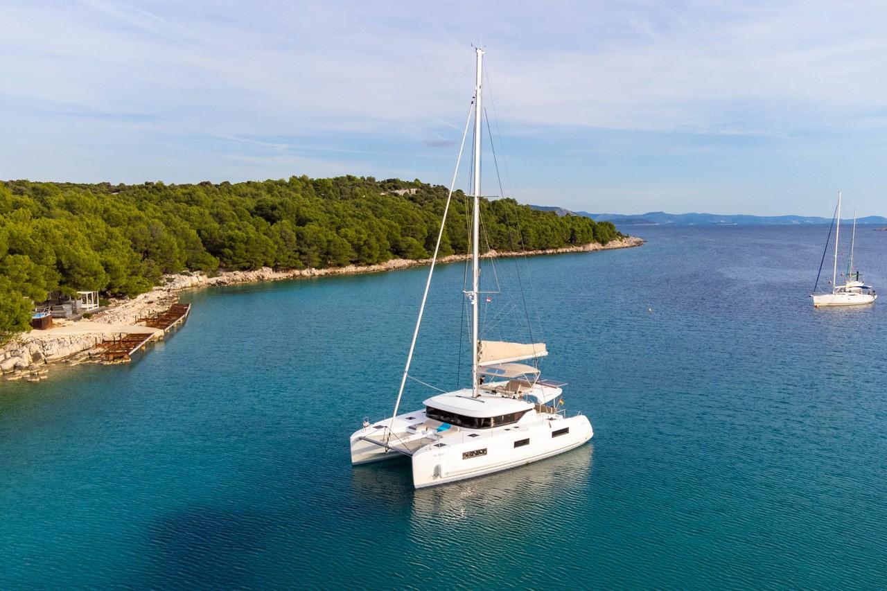 Lagoon 46 Sol-Griso | Catamaran Charter Croatia