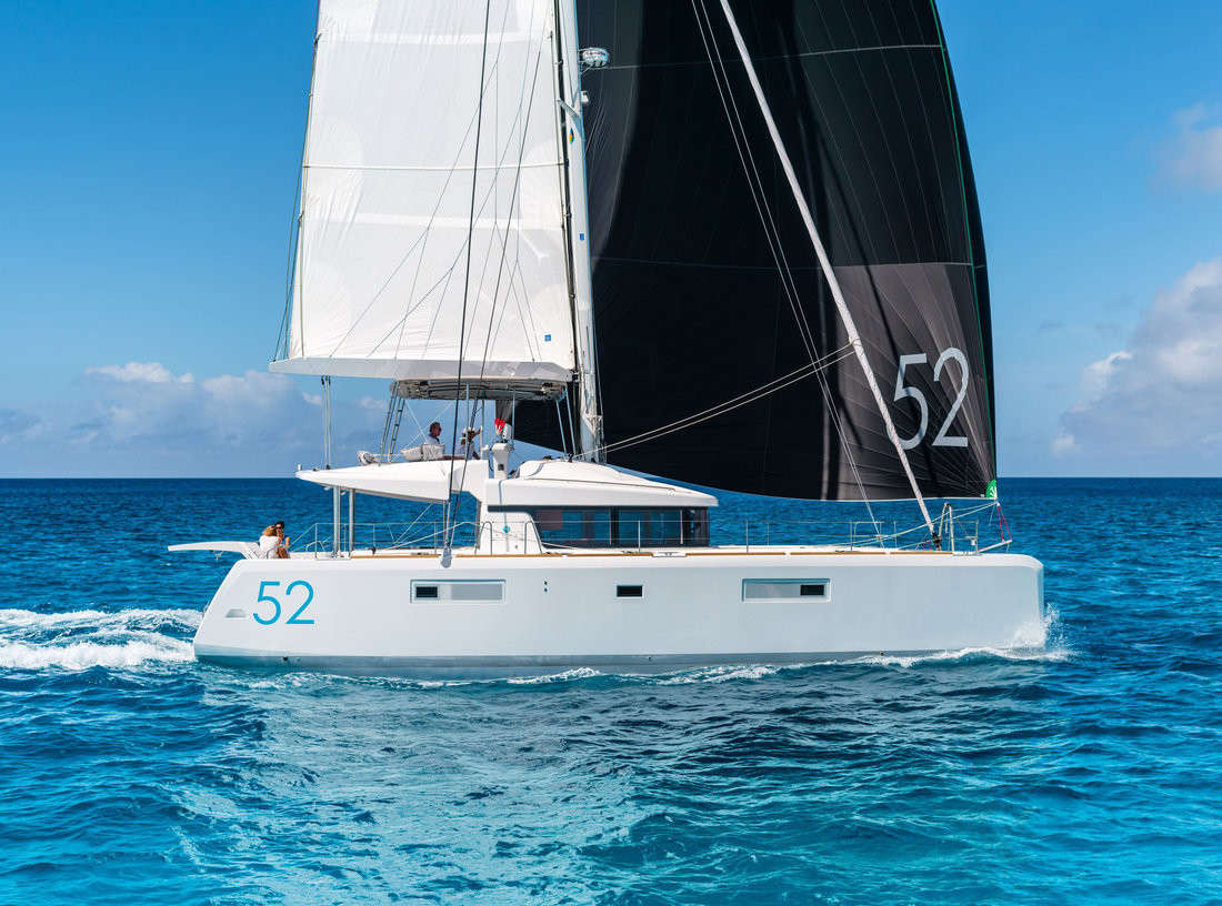 Lagoon 52 F, AKANA | Catamaran Charter Croatia