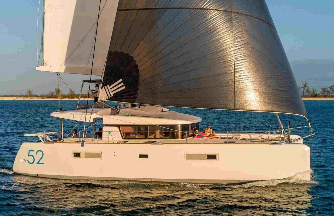 Lagoon 52 F, Madonna of Adriatic | Catamaran Charter Croatia