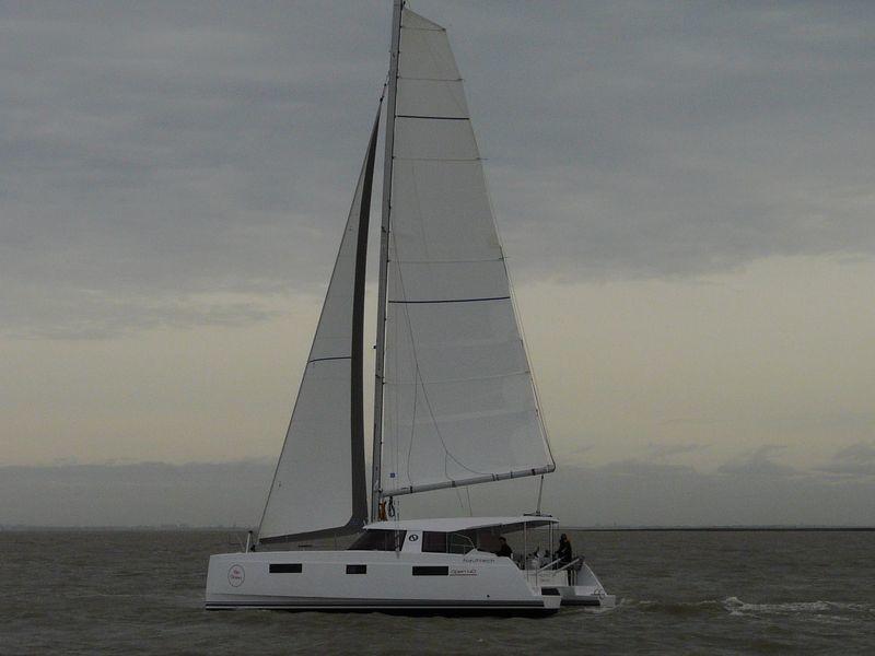 Nautitech 40 Open, BARRY  | Catamaran Charter Croatia