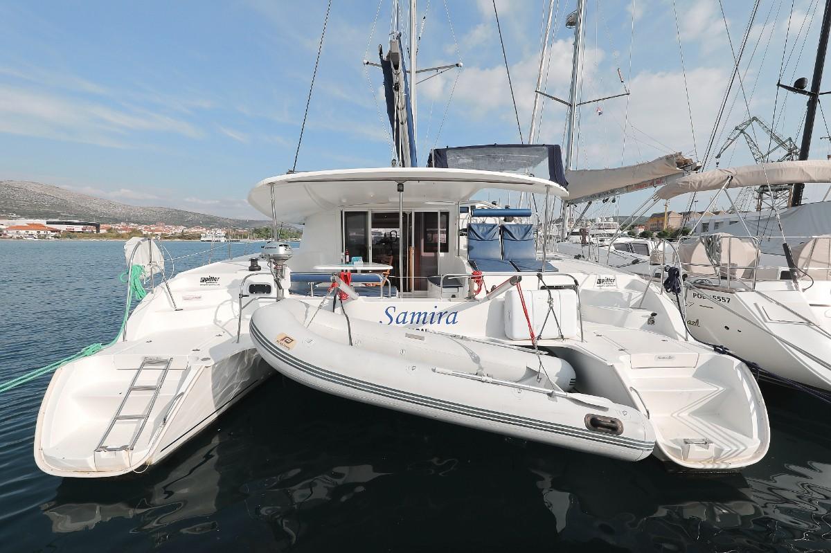 Orana 44, Samira | Catamaran Charter Croatia