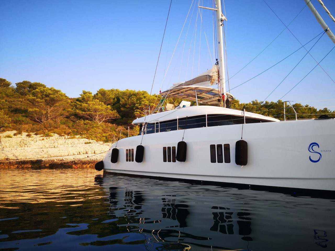 Sunreef 60 SINATA | Catamaran Charter Croatia