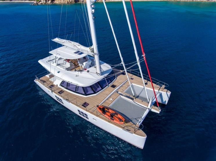 Sunreef 60 VULPINO | Catamaran Charter Croatia